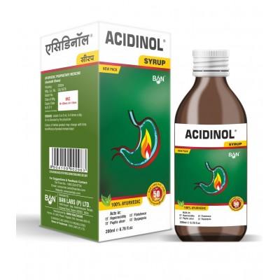 Acidinol Syrup