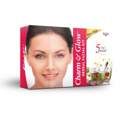 C&G Herbal Facial Kit