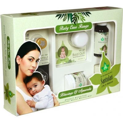 Santulan Baby Care Kit