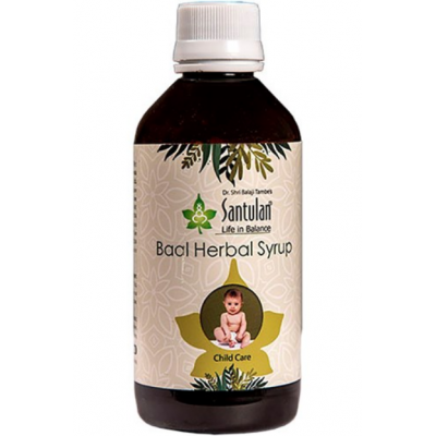 Santulan Baal Herbal Syrup