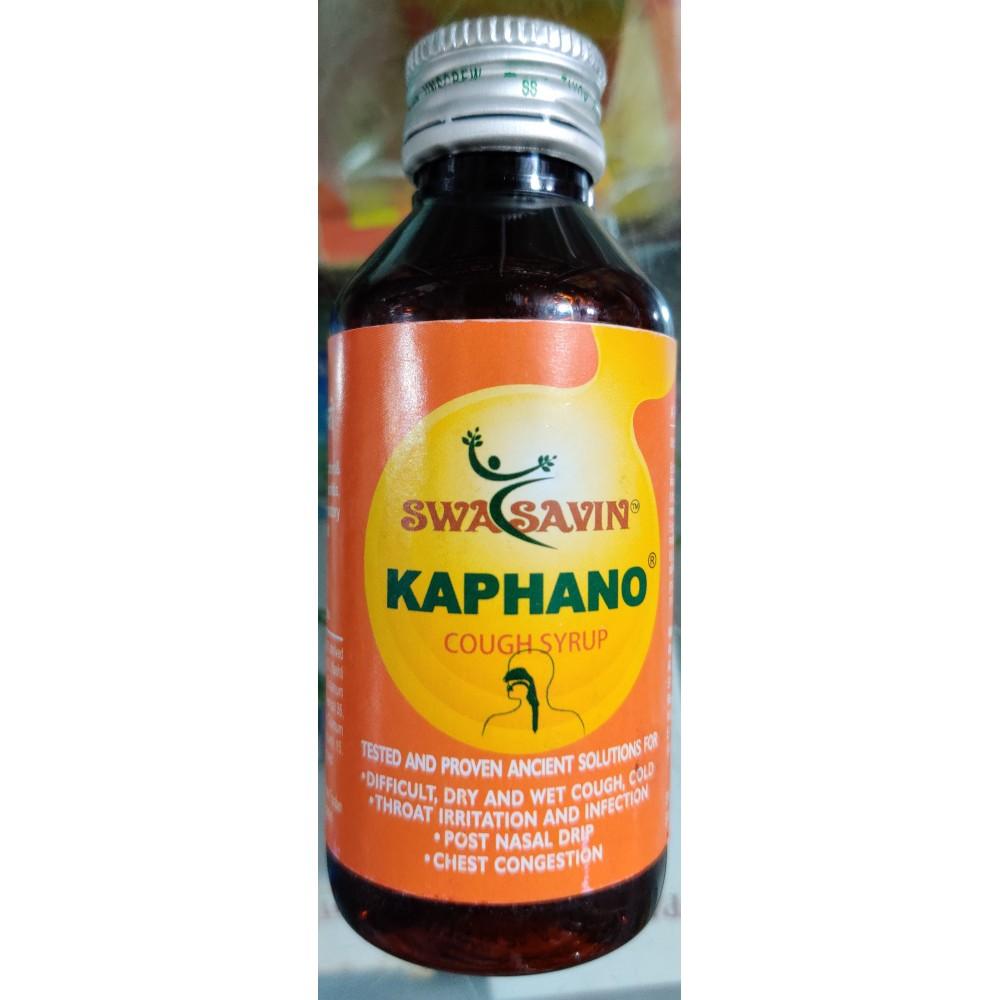 Kaphano syrup