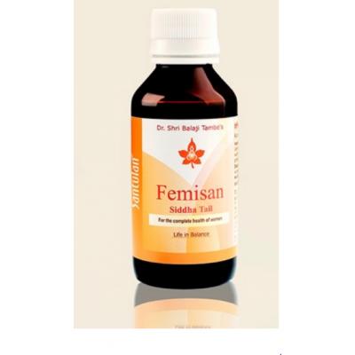 Santulan Femisan Oil