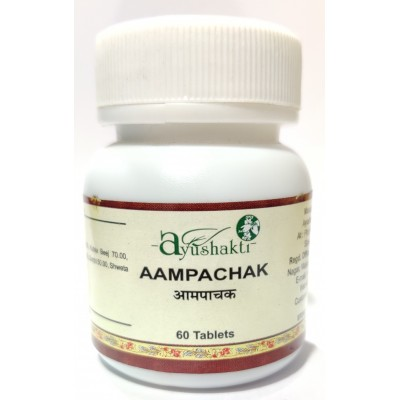 Ayushakti AAMPACHAK, 60 TABLETS