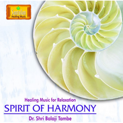 Santulan Spirit Of Harmony Music CD