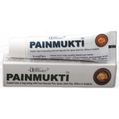 Ayushakti PAINMUKTI CREAM, 35 GMS