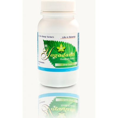 Santulan Yogadanti Tooth Powder
