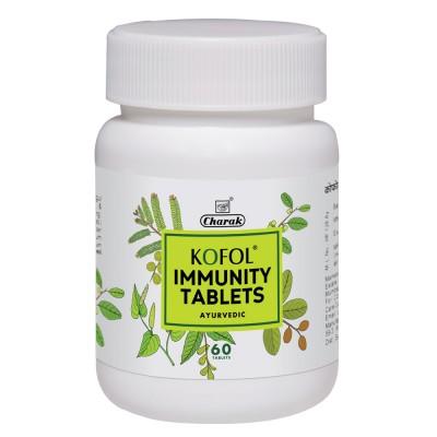 Charak Kofol Immunity Tablets