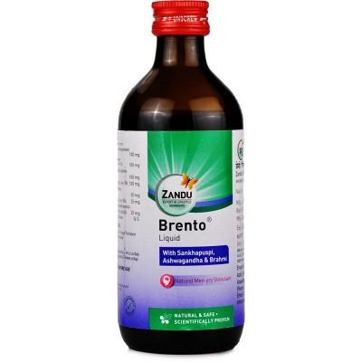 Zandu Brento Syrup