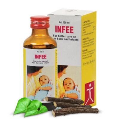Zandu Infee Syrup
