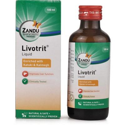 Zandu Livotrit Syrup