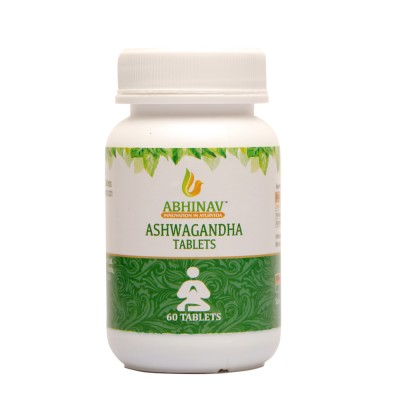 Abhinav Ashwagandha Tablets
