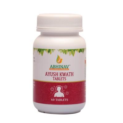 Abhinav Ayush Kwath Tablets