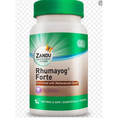 Zandu Rhumayog Forte