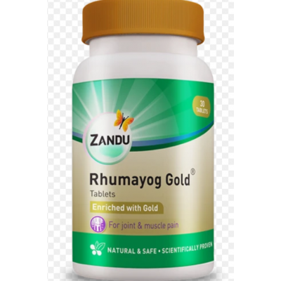 Zandu Rhumayog Gold