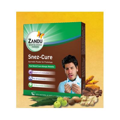 Zandu Snez Cure