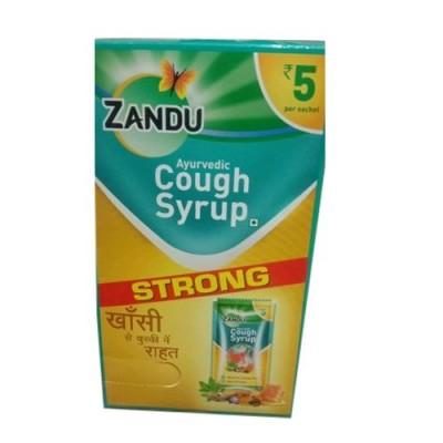 Zandu Zefs Cough Syurup