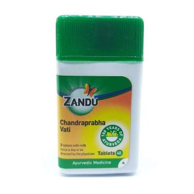 Zandu Chandraprabha Vati