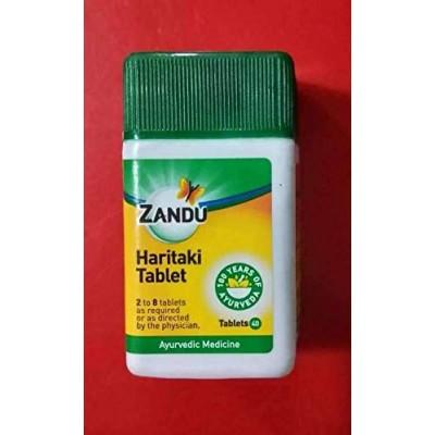 Zandu Haritaki Tablets