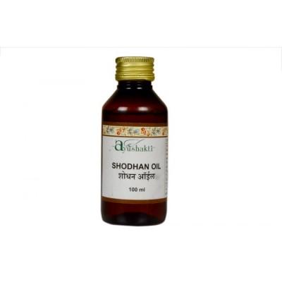 Ayushakti SHODHAN OIL, 100 ML