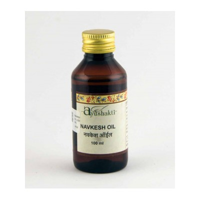 Ayushakti NAVKESH OIL, 100 ML