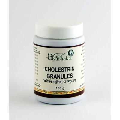 Ayushakti CHOLESTRIN GRANULES, 100 GMS