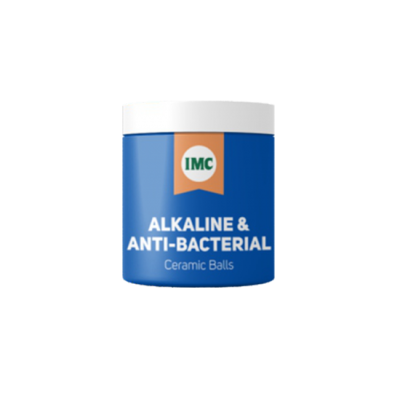 ALKALINE AND ANTI-BACTERIAL CERAMIC BALLS, 25 gm