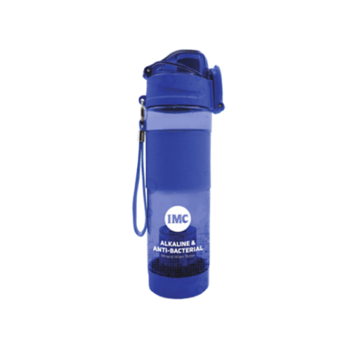 ALKALINE ANTI- BACTERIAL MINERAL WATER BOTTLE