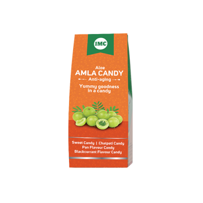 IMC Aloe Amla Candy, 200gm