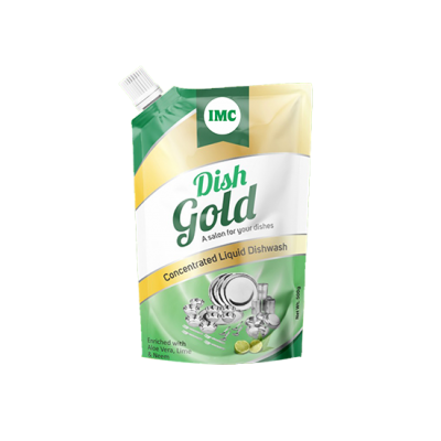 IMC Dish Gold POUCH, 500ml