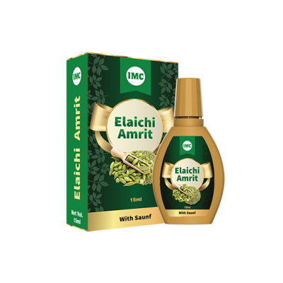IMC Elaichi Amrit, 15 ml