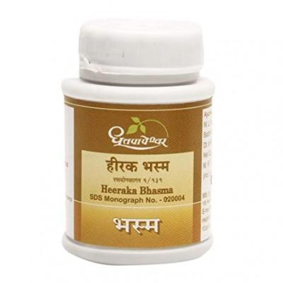 Dhootapapeshwar Heerak Bhasma