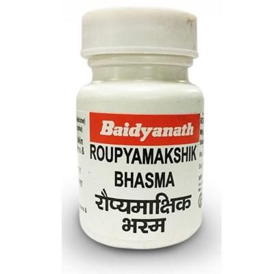 Baidyanath ROUPYAMAKSHIK BHASMA, 10 GM