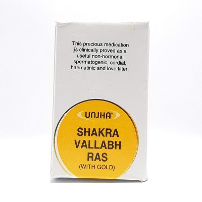 Unjha SHAKRA VALLABHRAS ( S. Y.)