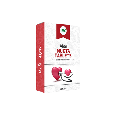 IMC Aloe Mukta, 30 Tablets