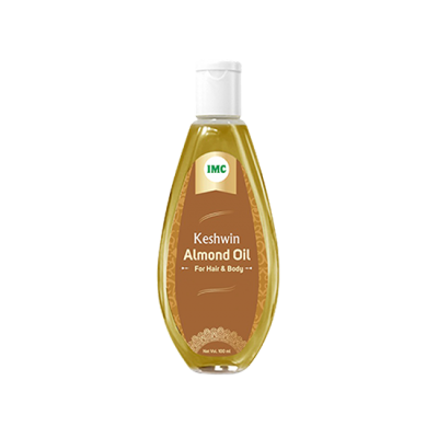 IMC Almond Hair Oil, 100ml