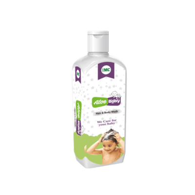 IMC Aloe Baby Hair & Body Wash, 250ml