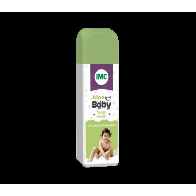 IMC Aloe Baby Talcum Powder, 100Gms