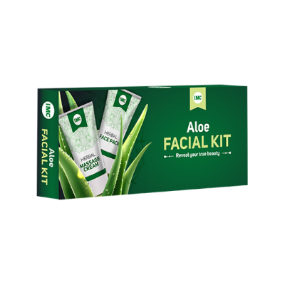IMC Aloe Facial Kit