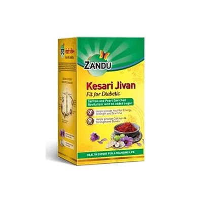 Zandu Kesari Jivan - Fit For Diabetic