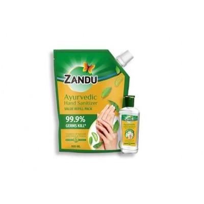 Zandu Ayurvedic Hand Sanitizer (500ml,100ml,50ml)