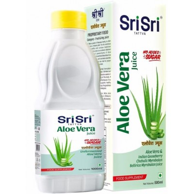 Aloevera Juice - No Added Sugar, 1000ml