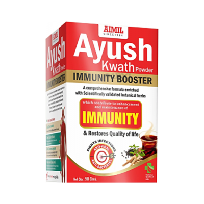AIMIL Ayush Kwath Powder, 90 Grams