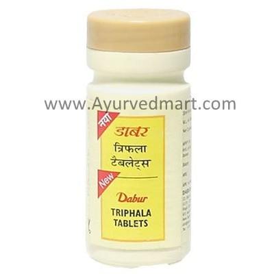 Dabur Triphala Tablets