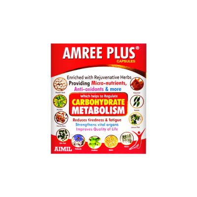 Amree Plus Capsule