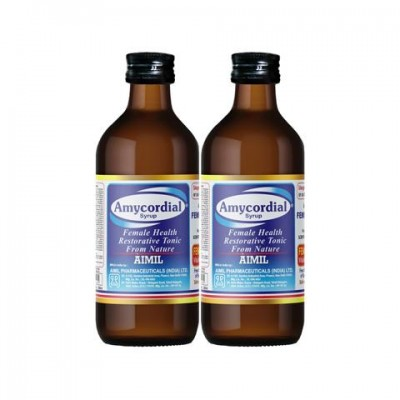 Amycordial Syrup (Pack of 2)