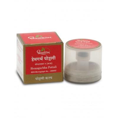 Dhootapapeshwar Hemagarbha Pottali, 1 Pottali