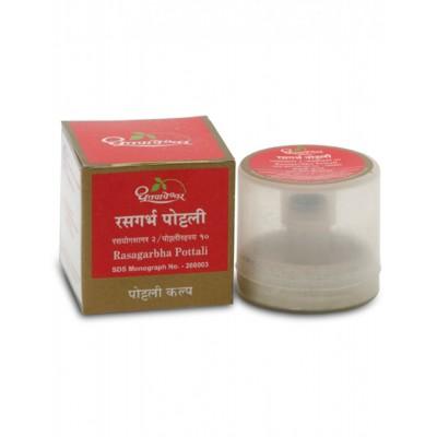 Dhootapapeshwar Rasagarbha Pottali, 1 Pottali