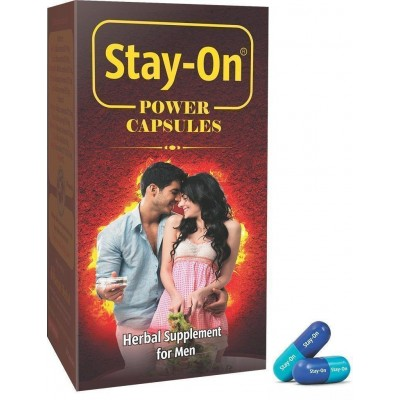 Stay-On Capsule, Buy Stay on capsule