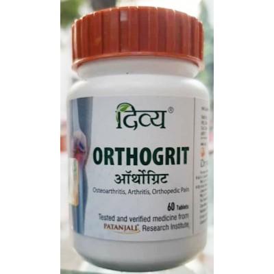 Divya Orthogrit, 60 Tablets