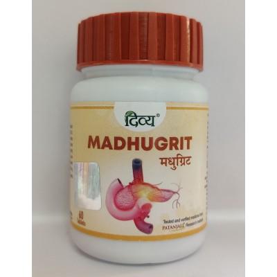 Divya Madhugrit, 60 Tablets